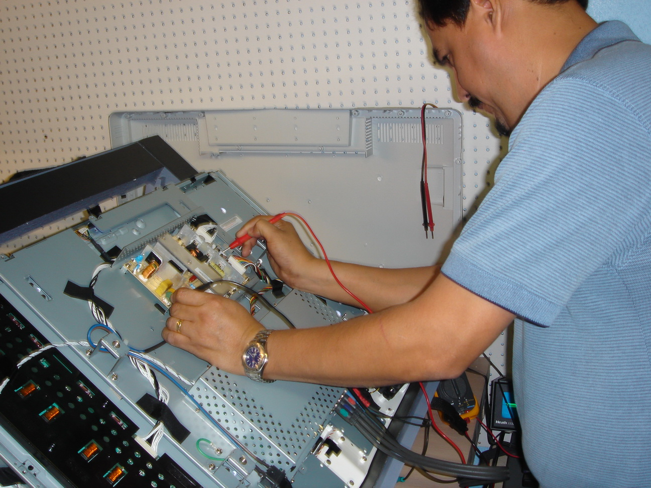 что отзывы о мастерских по ремонту телевизоров играть игры издевательства